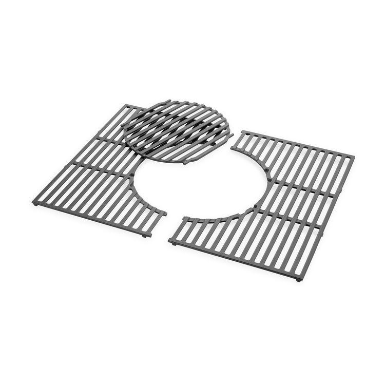 weber grillrost einsatz gourmet bbq system f r genesis 300 serie grillmarkt radebeul. Black Bedroom Furniture Sets. Home Design Ideas