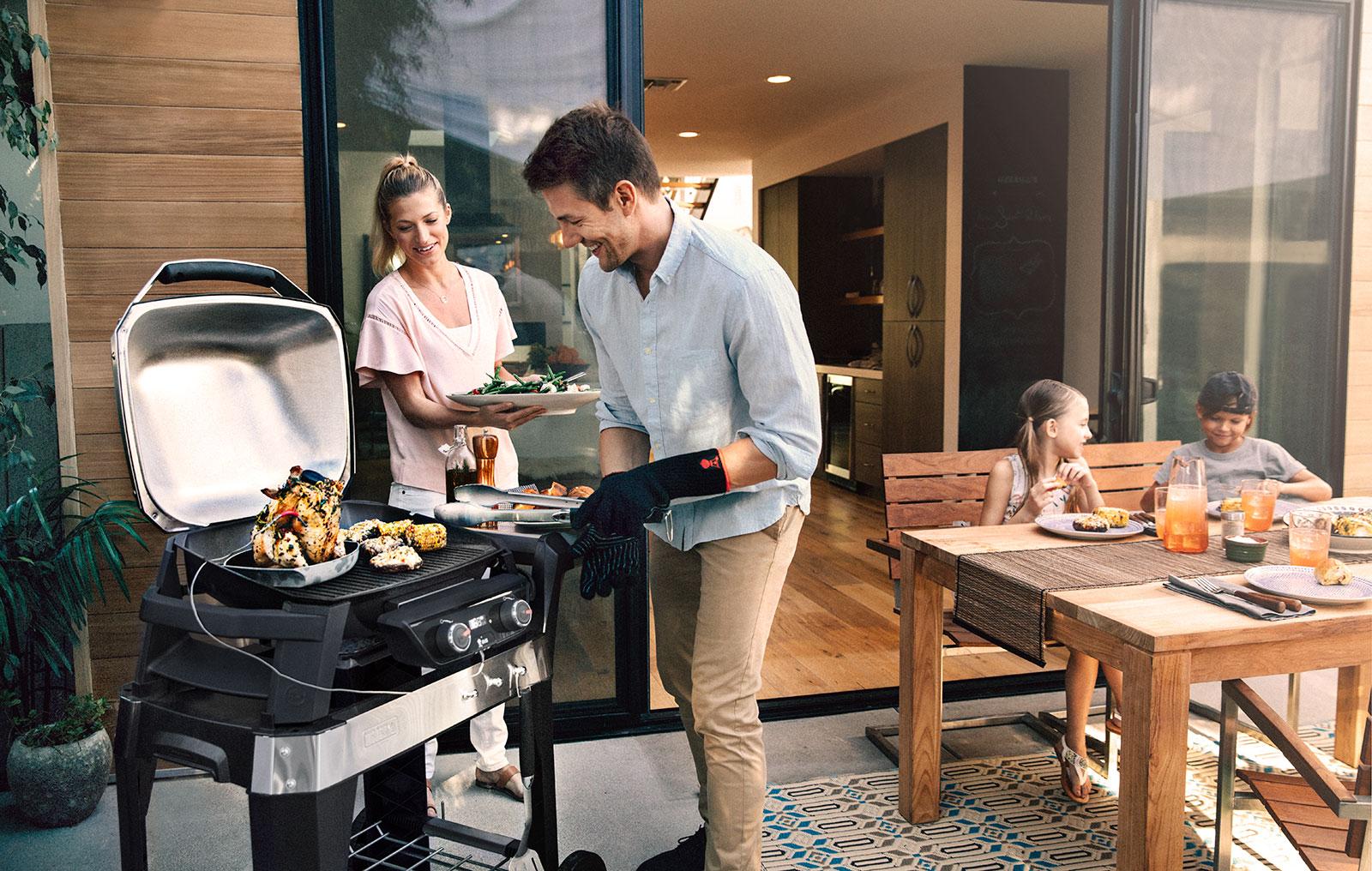 Weber Elektrogrill Räuchern : Weber® pulse elektrogrills produktkategorien grillmarkt radebeul