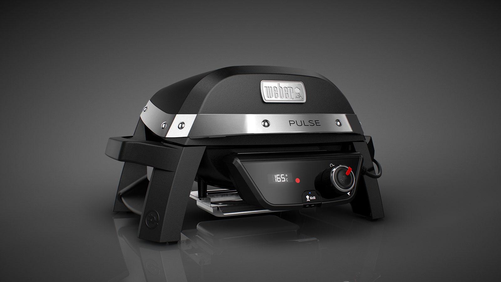 Weber Elektrogrill Mit Temperaturanzeige : Weber pulse elektrogrill grillmarkt radebeul