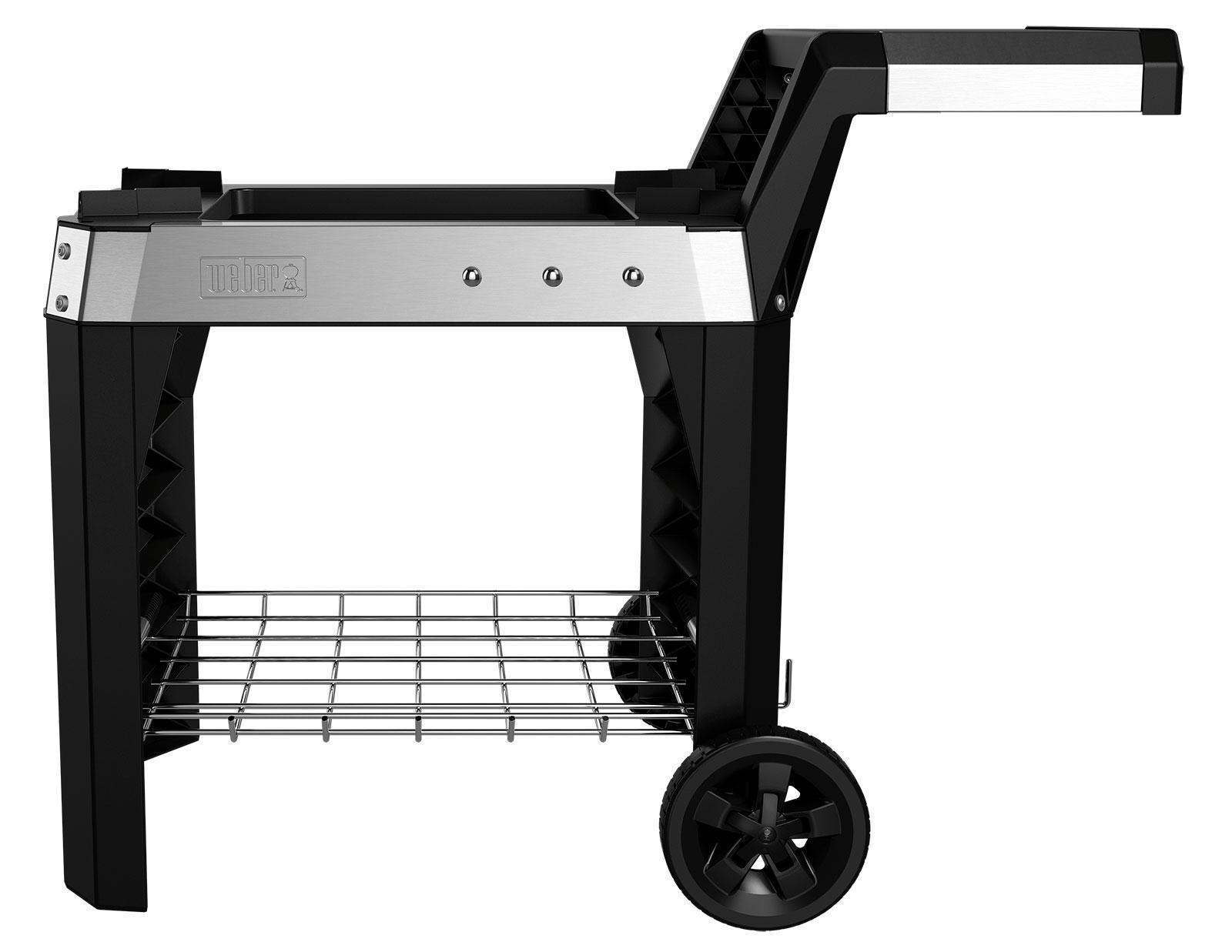 Weber Elektrogrill Pulse 2000 : Weber cart rollwagen für pulse und grillmarkt radebeul