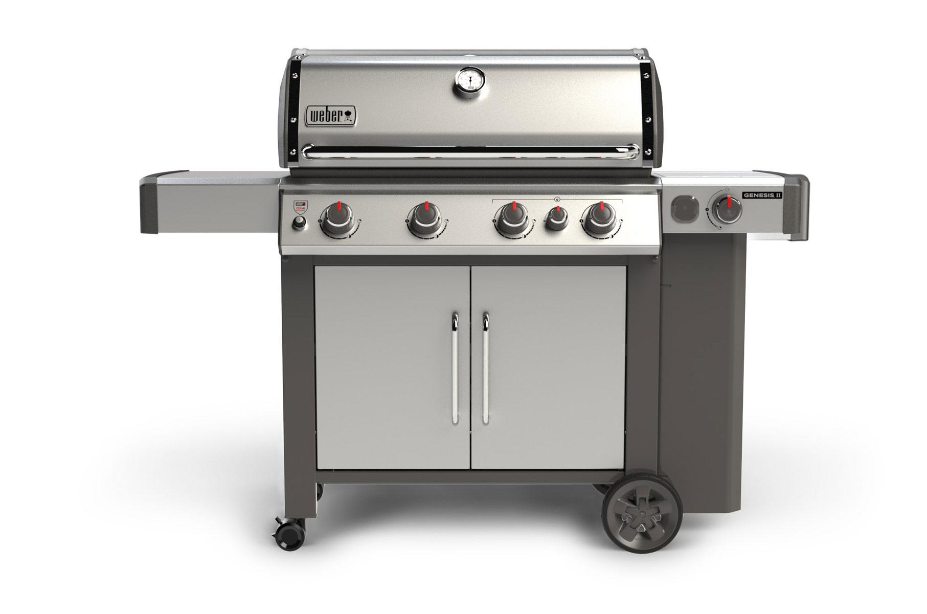Weber Genesis Outdoor Küche : Genesis ii sp gbs gasgrill edelstahl grillmarkt radebeul